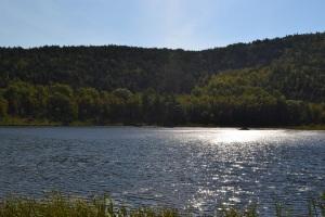 Lake at Acadia National Park